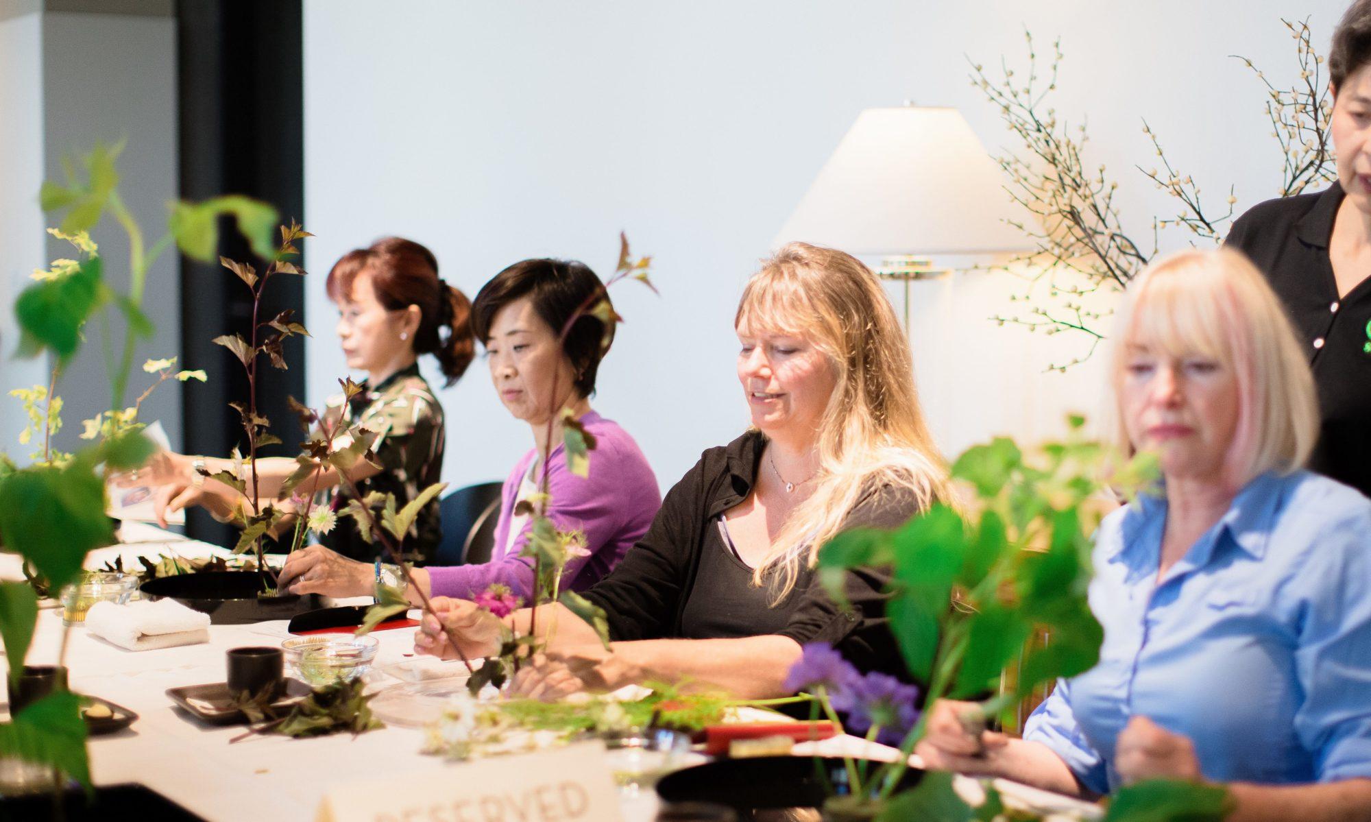 I Love Ikebana